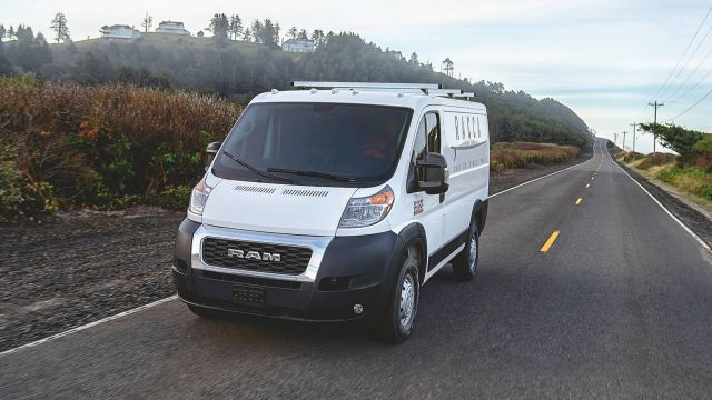2020 RAM ProMaster Redesign: New Generation